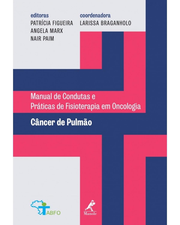 Câncer de pulmão - 1ª Edição   2017