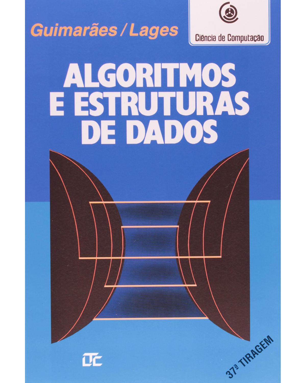 Algoritmos e estruturas de dados - 1ª Edição | 1994