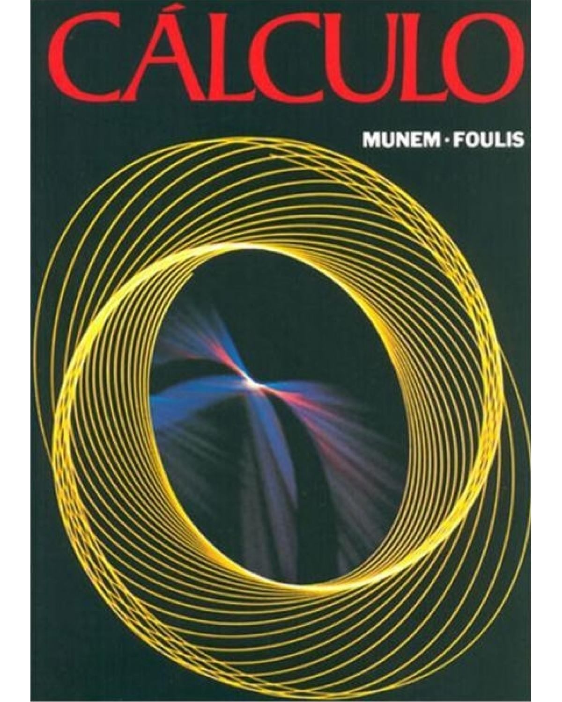 Cálculo - Volume 1:  - 1ª Edição   1982