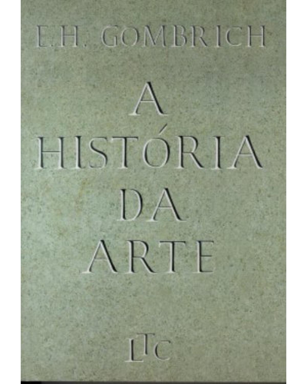 A história da arte - 16ª Edição | 2000