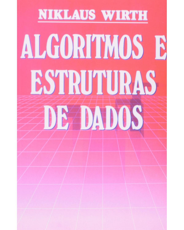 Algoritmos e estruturas de dados - 1ª Edição | 1989