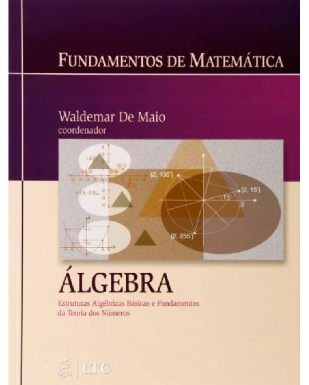 Álgebra - Estruturas algébricas básicas e fundamentos da teoria dos números - 1ª Edição | 2007