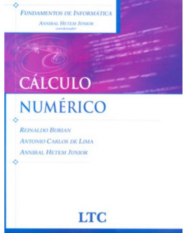 Cálculo numérico - 1ª Edição | 2007