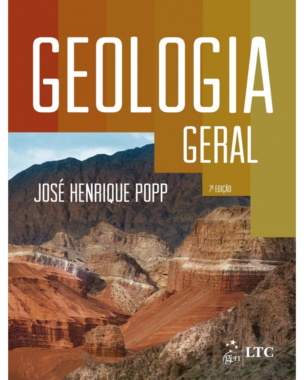 Geologia geral - 7ª Edição