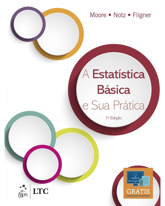 A estatística básica e sua prática - 7ª Edição | 2017