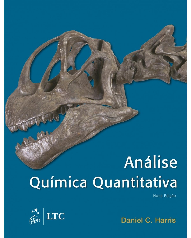 Análise química quantitativa - 9ª Edição   2017