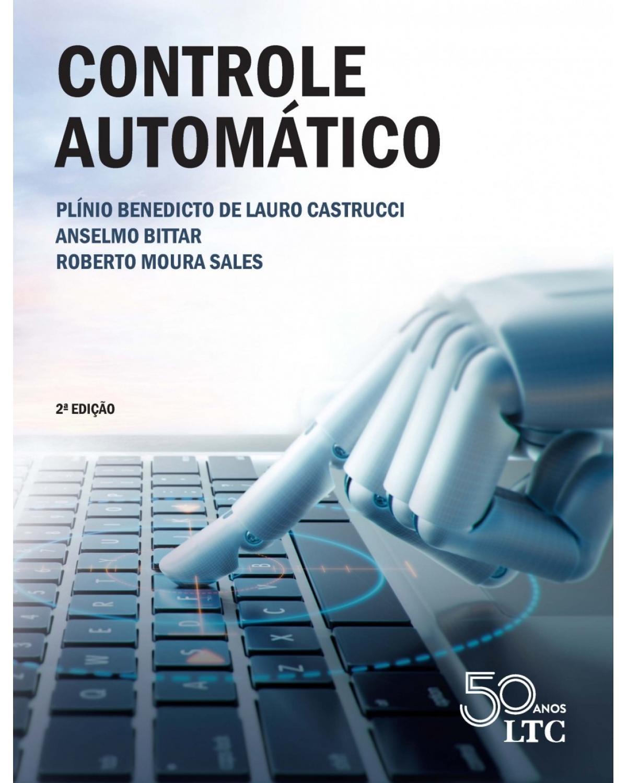 Controle automático - 2ª Edição | 2018