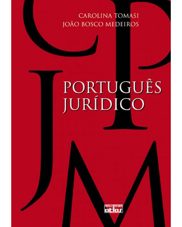 Português jurídico - 1ª Edição | 2010
