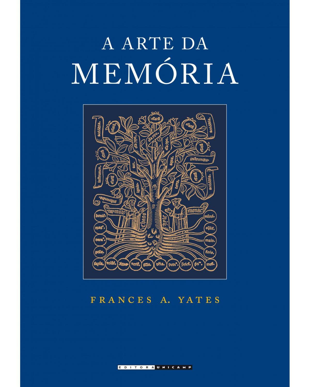 A arte da memória - 1ª Edição | 2007