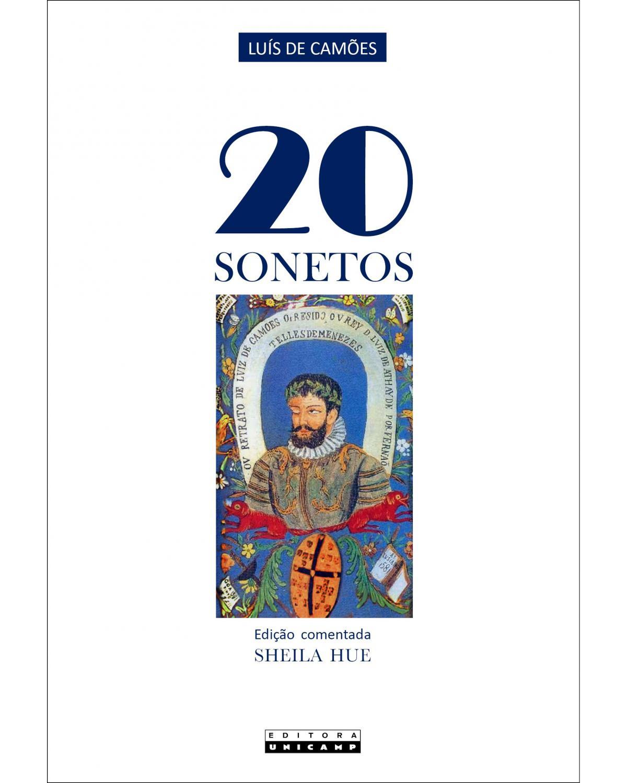20 sonetos - Luis de Camões - 1ª Edição | 2018
