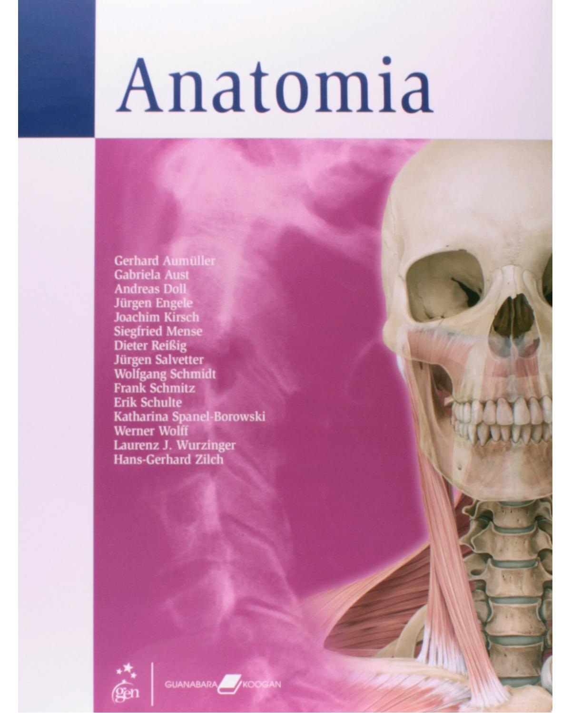 Anatomia - 1ª Edição   2009