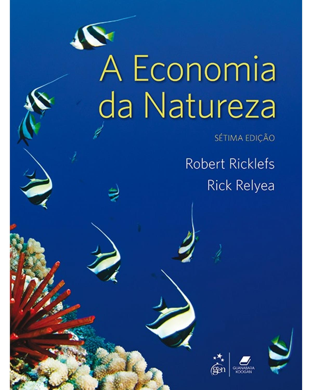 A economia da natureza - 7ª Edição | 2016