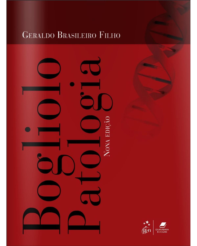 Bogliolo: Patologia - 9ª Edição   2016