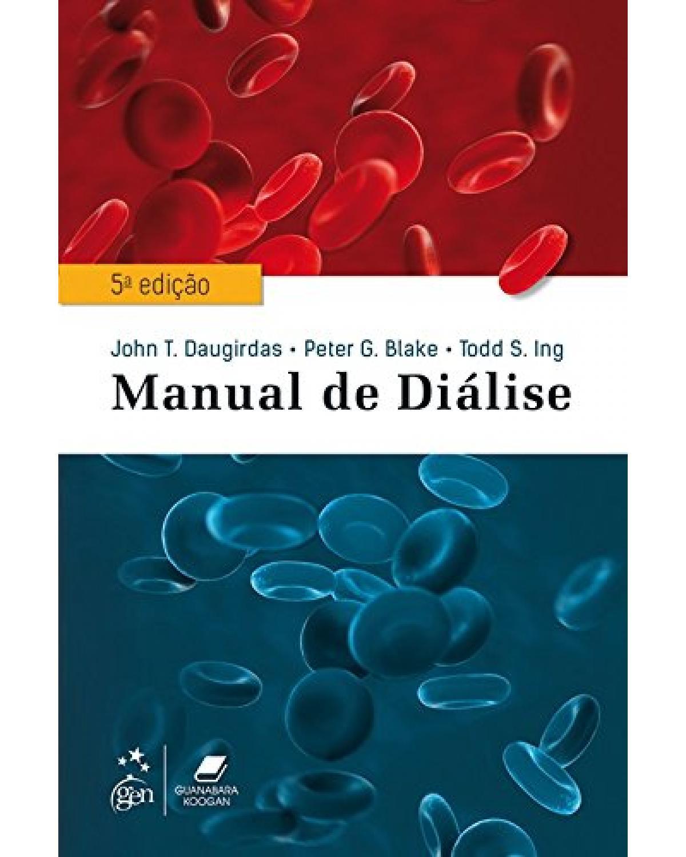 Manual de diálise - 5ª Edição | 2016