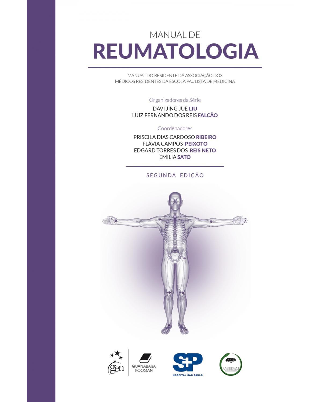 Amerepam - Manual de reumatologia - 2ª Edição   2020