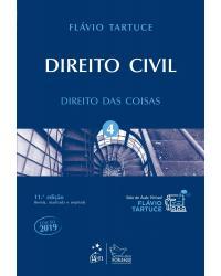Direito civil: Direito das coisas - 11ª Edição