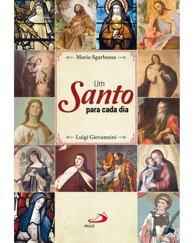 Um santo para cada dia - 3ª Edição | 1997