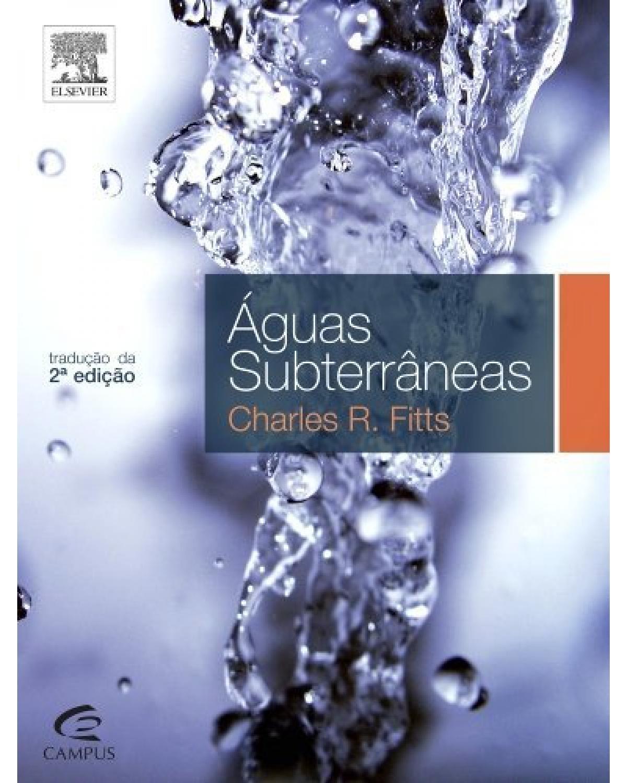 Águas subterrâneas - 1ª Edição   2014