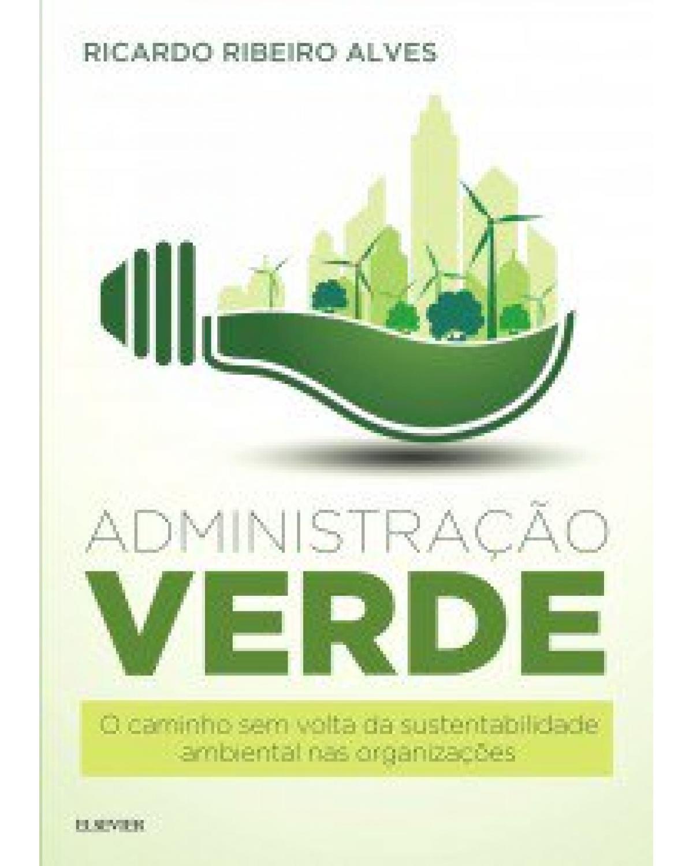 Administração verde - 1ª Edição | 2016