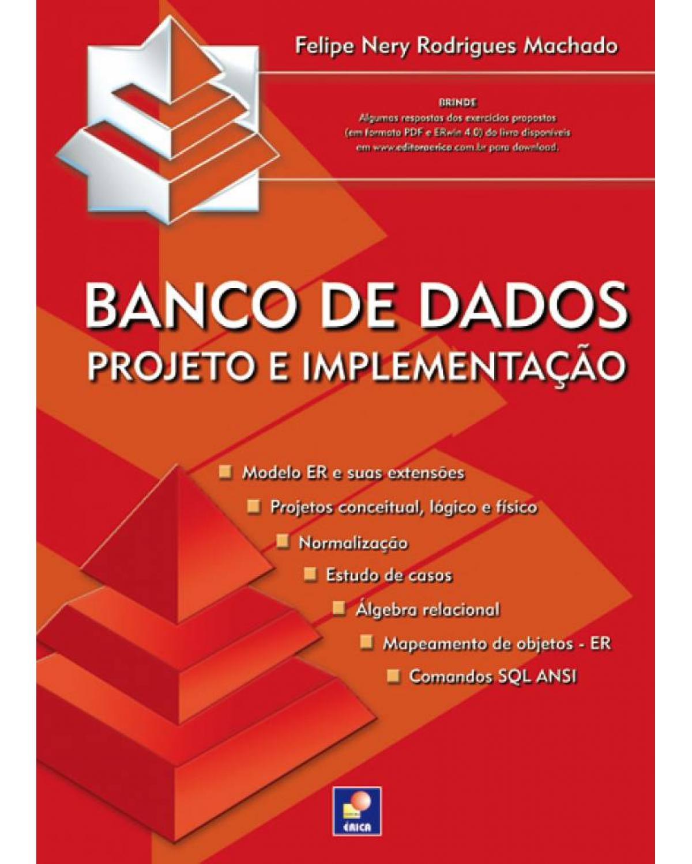 Banco de dados - projeto e implementação - 3ª Edição | 2014