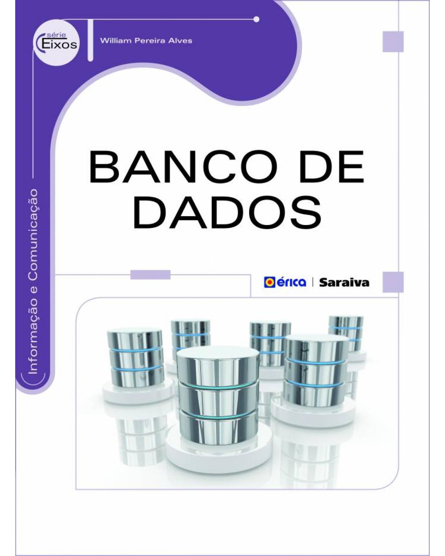 Banco de dados - 1ª Edição | 2014