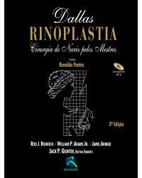 Rinoplastia - Cirurgia do Nariz Pelos Mestres - 3ª Edição | 2017