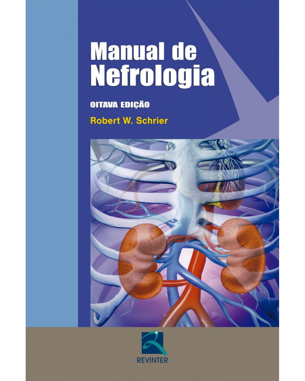 Manual de Nefrologia - 8ª Edição | 2017