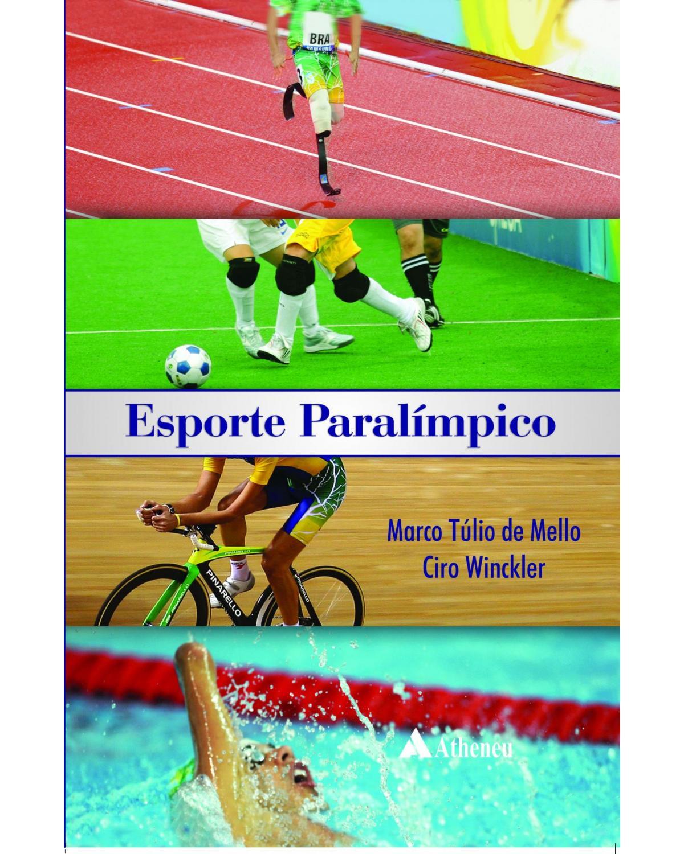 Esporte paralímpico - 1ª Edição | 2012
