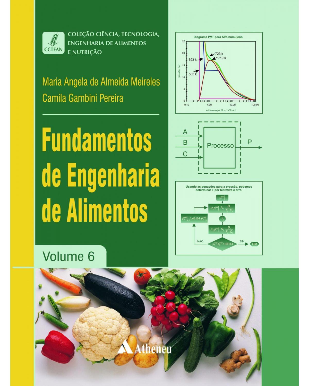 Fundamentos de engenharia de alimentos - 1ª Edição