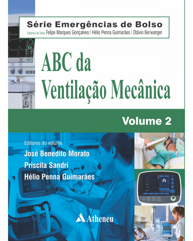 ABC da ventilação mecânica - 1ª Edição   2015