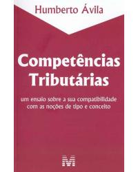 Competências tributárias - 1ª Edição