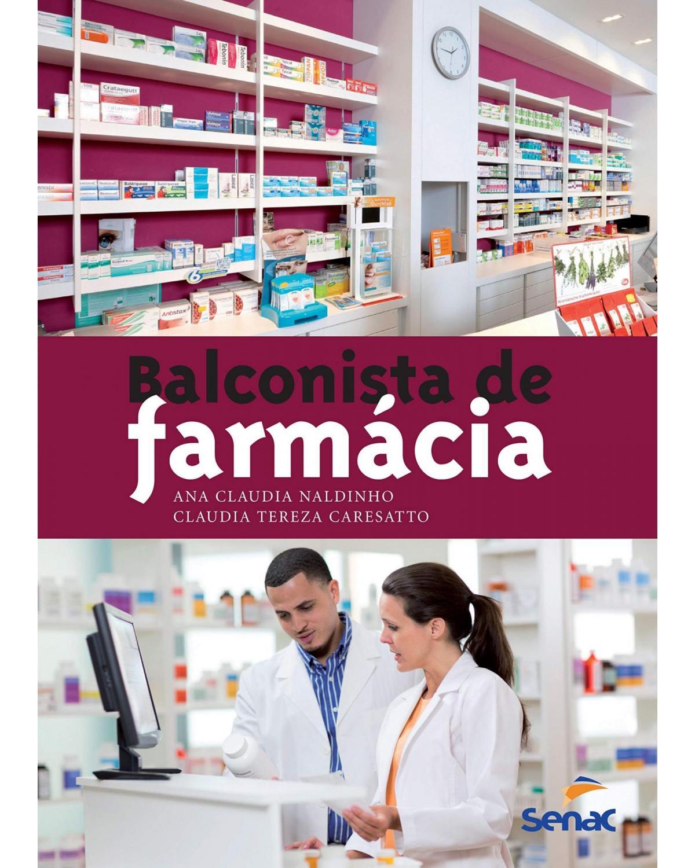 Balconista de farmácia - 2ª Edição