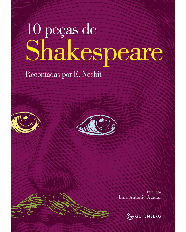 10 peças de Shakespeare - 1ª Edição | 2012