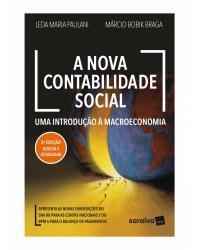 A nova contabilidade social - uma introdução à macroeconomia - 5ª Edição | 2020