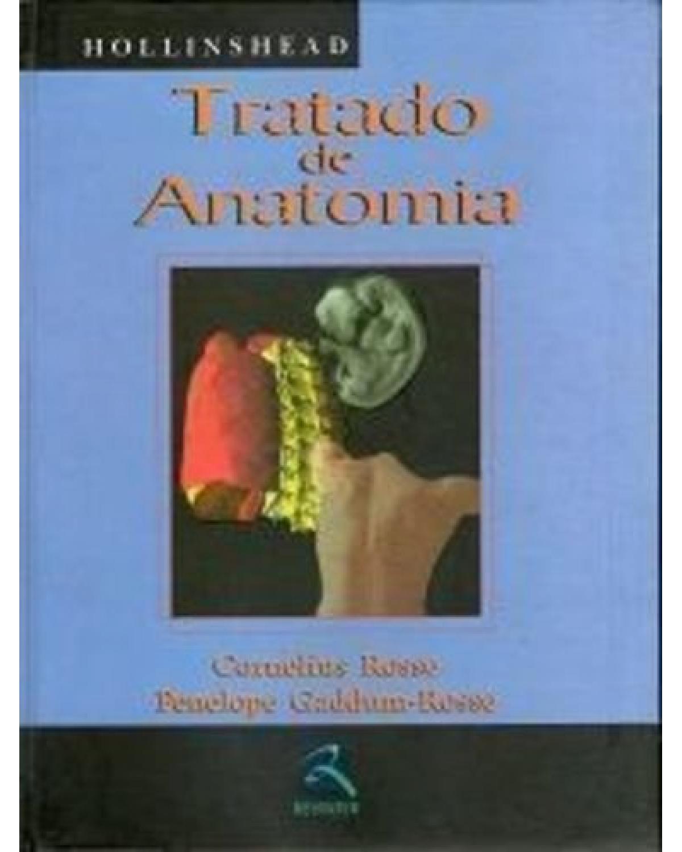 Hollinshead - Tratado de anatomia: manual ilustrado - 5ª Edição | 2006