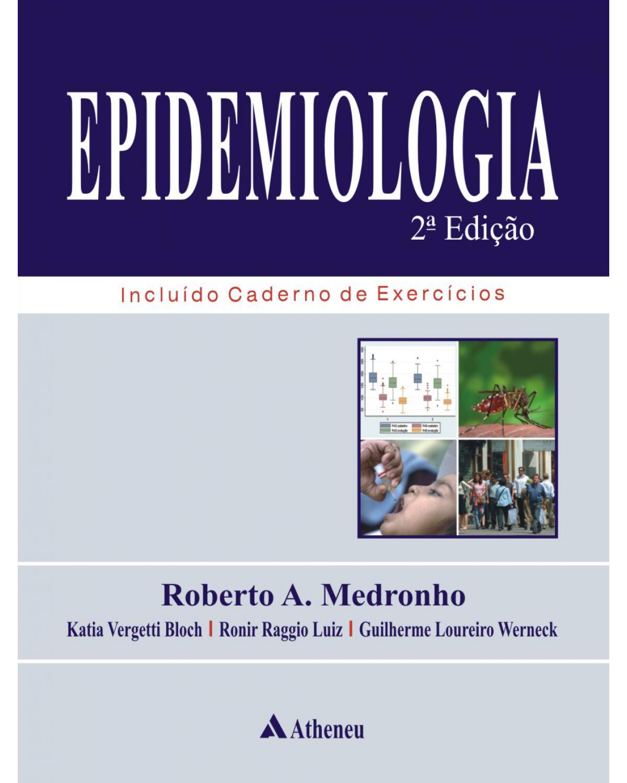 Epidemiologia - 2ª Edição   2008