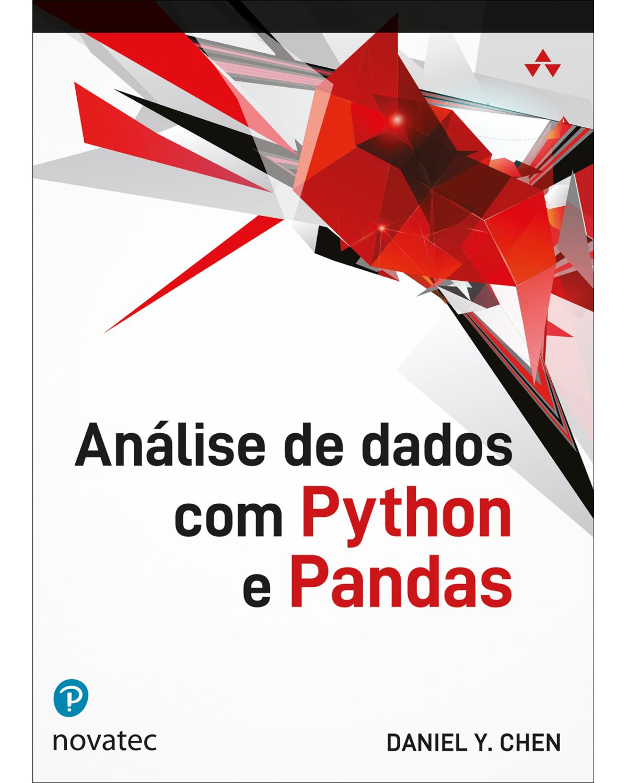 Análise de dados com Python e Pandas - 1ª Edição