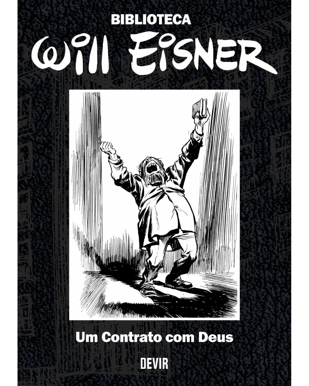 Biblioteca Eisner: Um Contrato com Deus - 1ª Edição | 2019