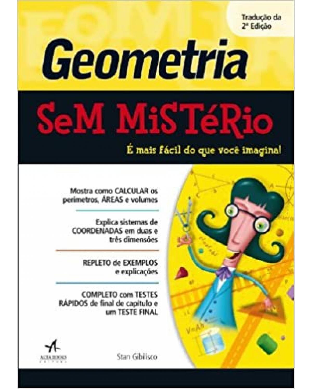 Geometria sem mistério - 2ª Edição