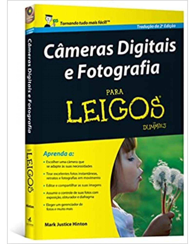 Câmeras digitais e fotografia para leigos - 2ª Edição