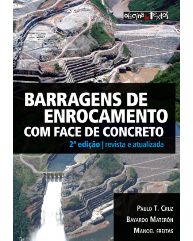 Barragens de enrocamento com face de concreto - 2ª Edição   2014
