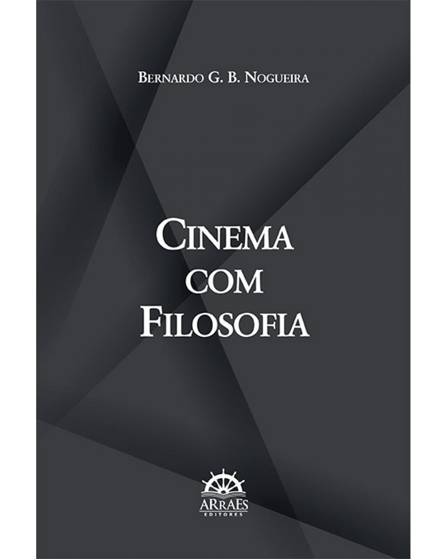 Cinema com filosofia - 1ª Edição | 2014