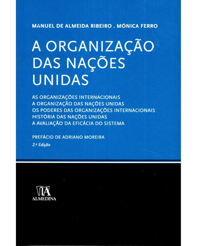 A Organização das Nações Unidas - 2ª Edição | 2016