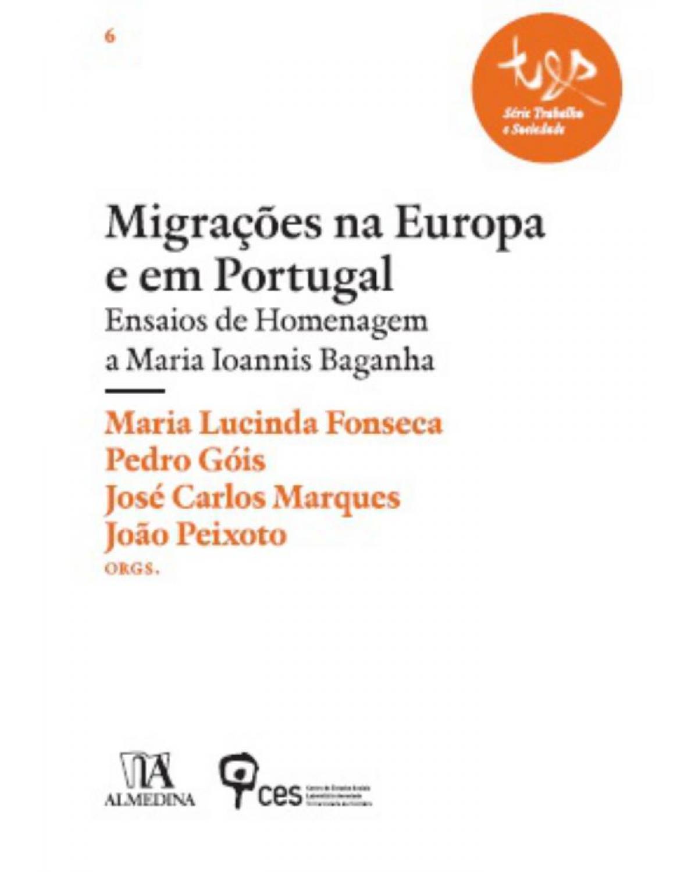 Migrações na Europa e em Portugal - 1ª Edição | 2013