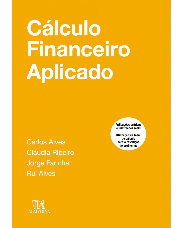 Cálculo financeiro aplicado - 1ª Edição | 2019
