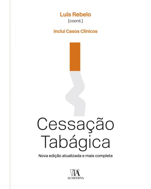 Cessação tabágica - 1ª Edição   2019
