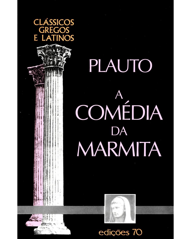 A comédia da marmita - 1ª Edição | 1999