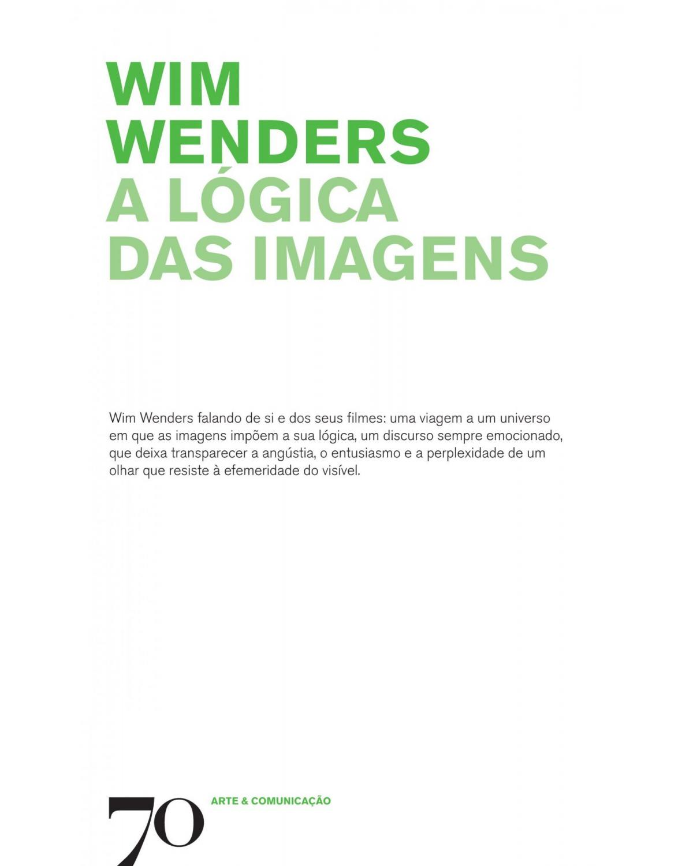 A lógica das imagens - 1ª Edição | 2010