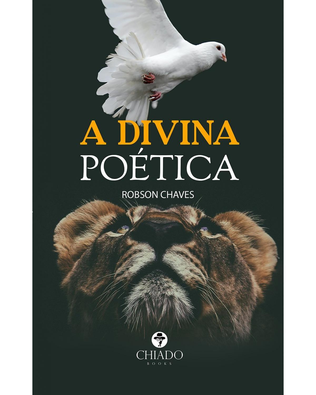 A divina poética - 1ª Edição | 2021