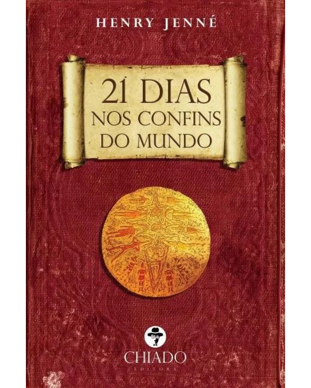 21 dias nos confins do mundo - 1ª Edição | 2017